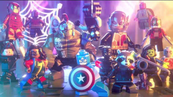 Lego Marvel Super Heroes 2 Muestra Su Primer Tráiler