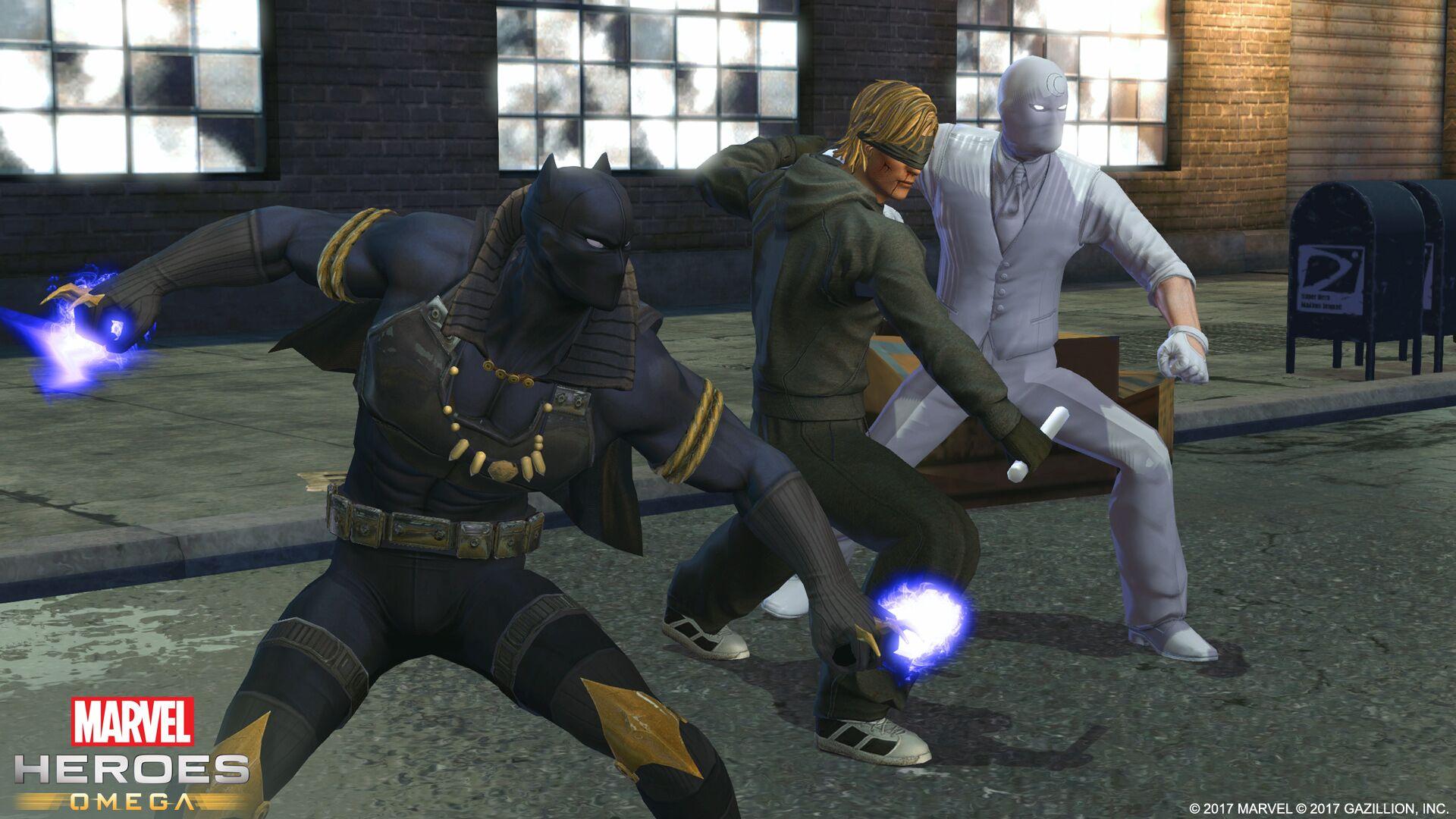Imágenes de Marvel Heroes Omega - MeriStation