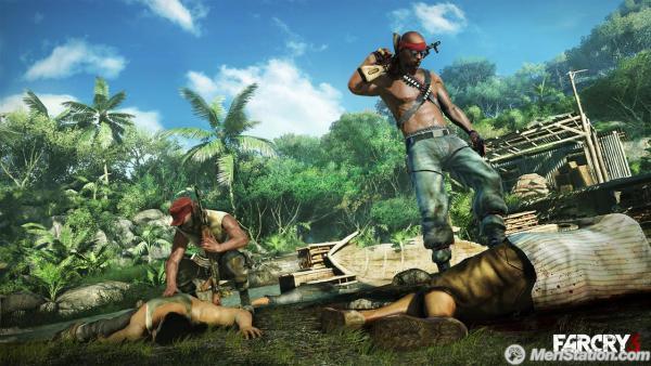 Far Cry 3 Classic Edition Sera Un Port Para Ps4 Y Xbox One Meristation