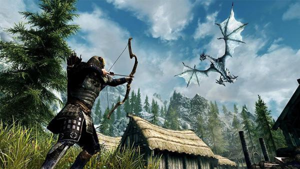 Elder Scrolls V Skyrim sigue teniendo millones de jugadores al día ...