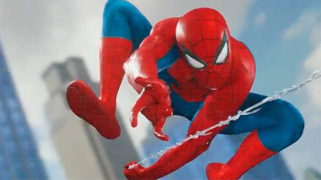 PlayStation ofrece un teaser del traje clásico de Spider-Man de PS4