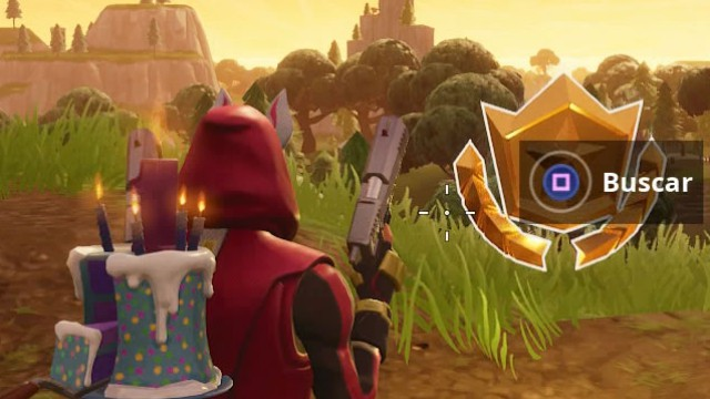 Mapa Tesoro Industrias Inodoras.Fortnite Battle Royale Sigue El Mapa Del Tesoro De