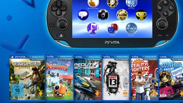 Recopilan los 188 juegos de PS Vita editados en España