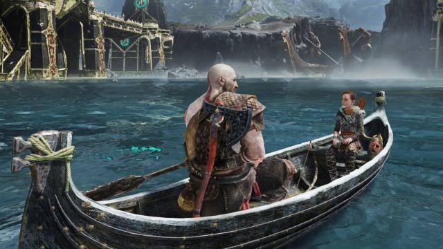 Los Viajes En Barca De God Of War Tienen Más De 750 Líneas