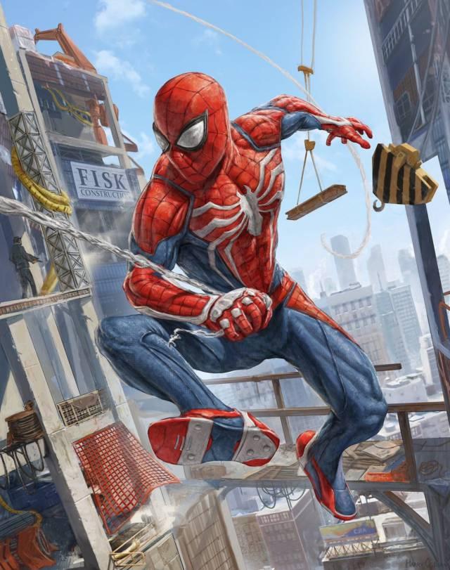 juegos de spiderman para jugar