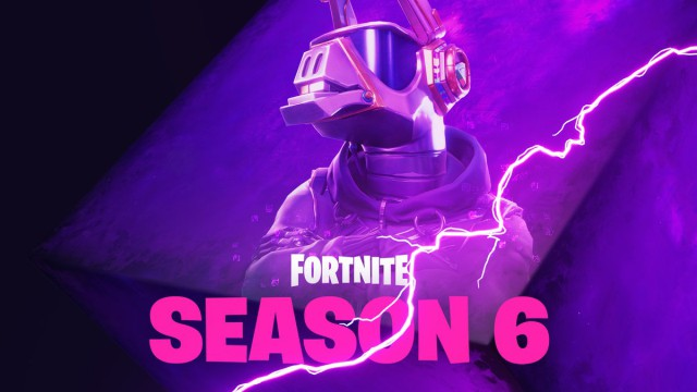 Fortnite Battle Royale Primer Teaser De La Temporada 6 Meristation