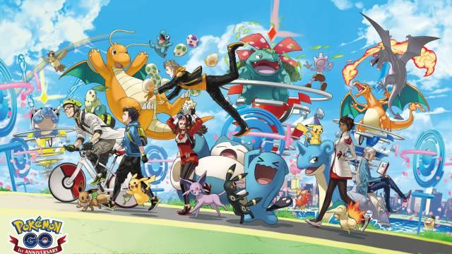 La región Sinnoh y la cuarta generación llegarán a Pokémon ...