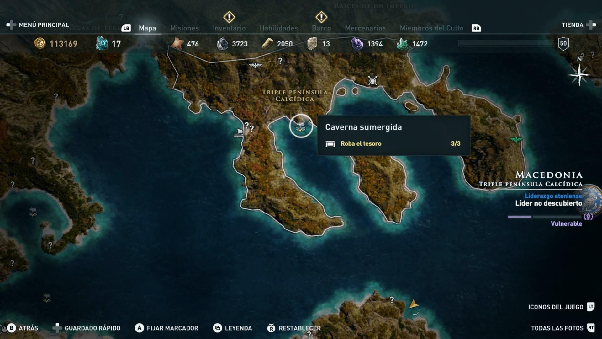 Assassin S Creed Odyssey Guia Completa Misiones Secundarias De