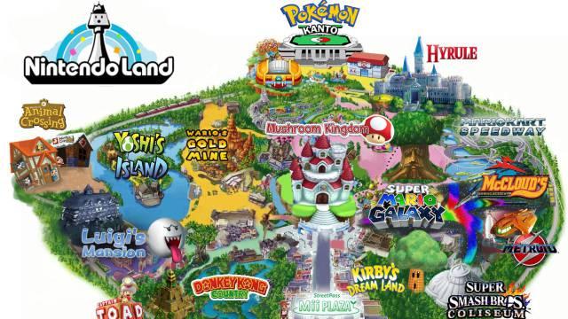 Parque Nintendo