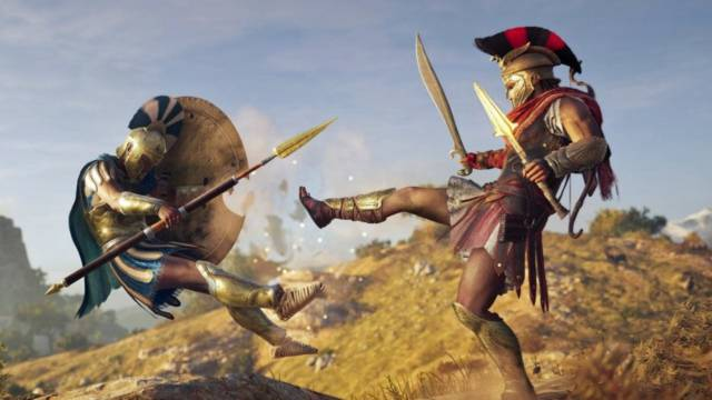 El 45 De Las Ventas De Assassin S Creed Odyssey Son En