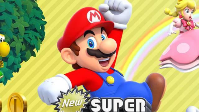 Reveladas 4 novedades más para New Super Mario Bros  U