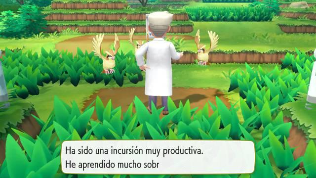 Lo que Pokémon RPG Switch debe heredar de Pokémon Let's GO