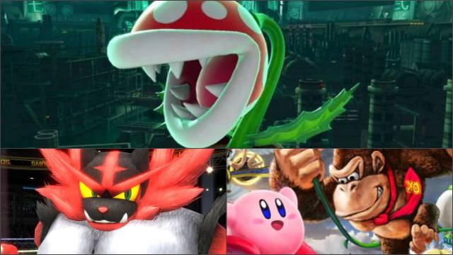 """Los 5 personajes DLC de Super Smash Bros  Ultimate nos """"sorprenderán"""
