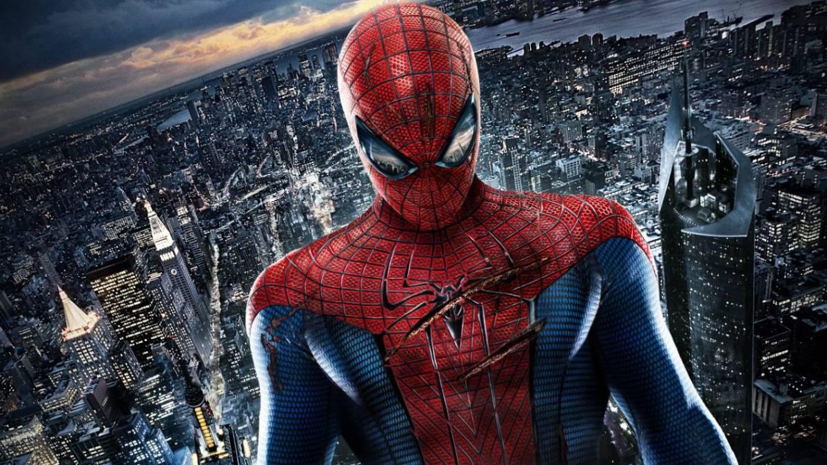 andrew garfield amazing spider-man