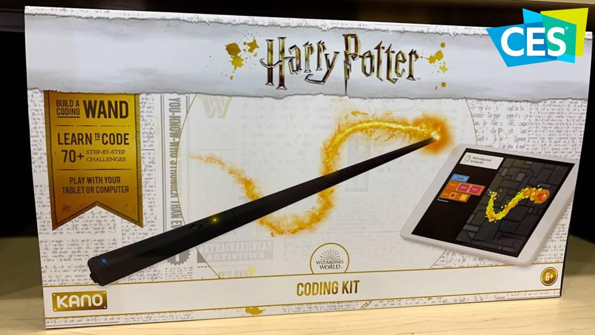 Aprende A Programar Con Una Varita Mágica De Harry Potter Meristation