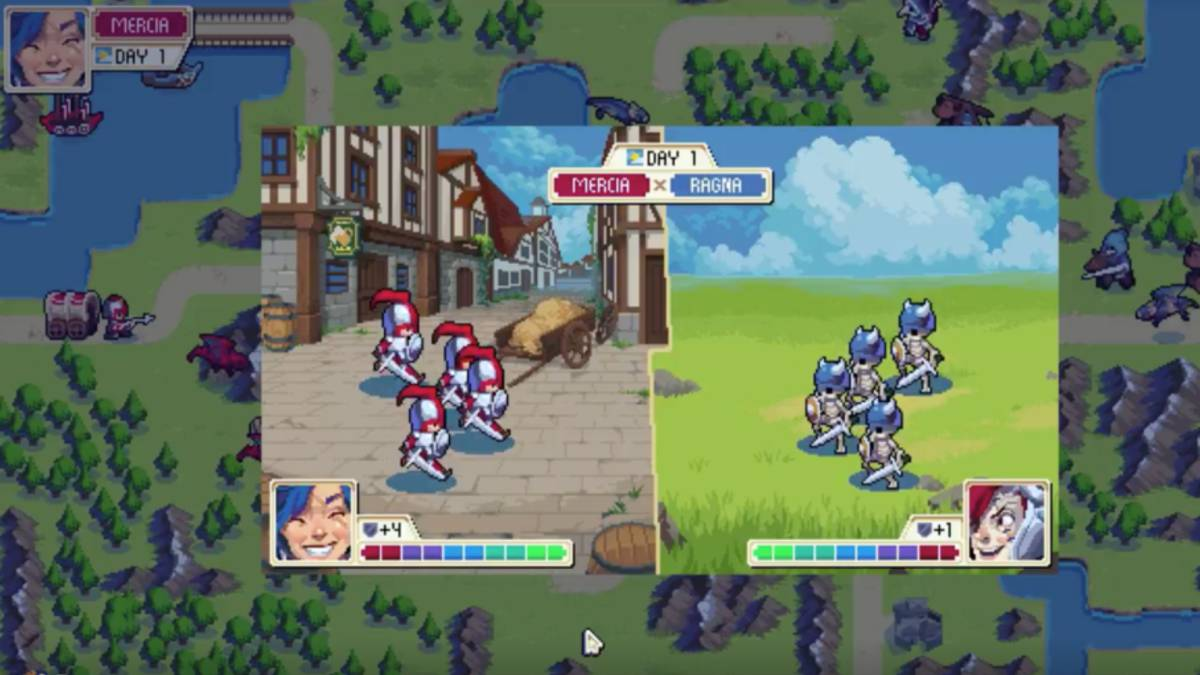 Wargroove tendrá cross-play entre Switch, PC y Xbox One