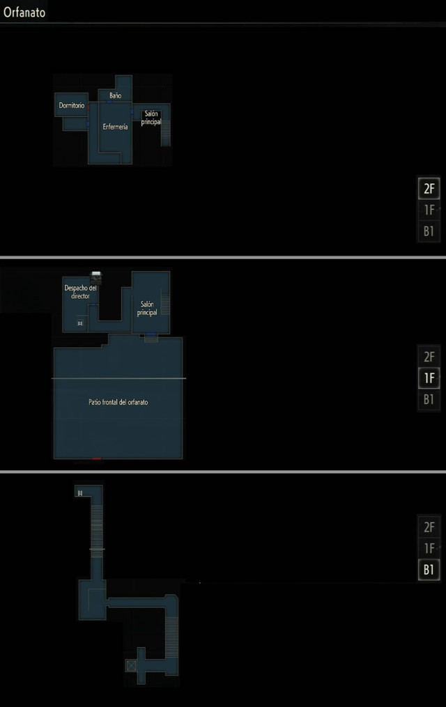 Guia Resident Evil 2 Orfanato Claire Ruta B Meristation