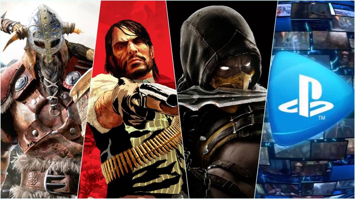 PlayStation Now: Los juegos más descargados y jugados en 2018