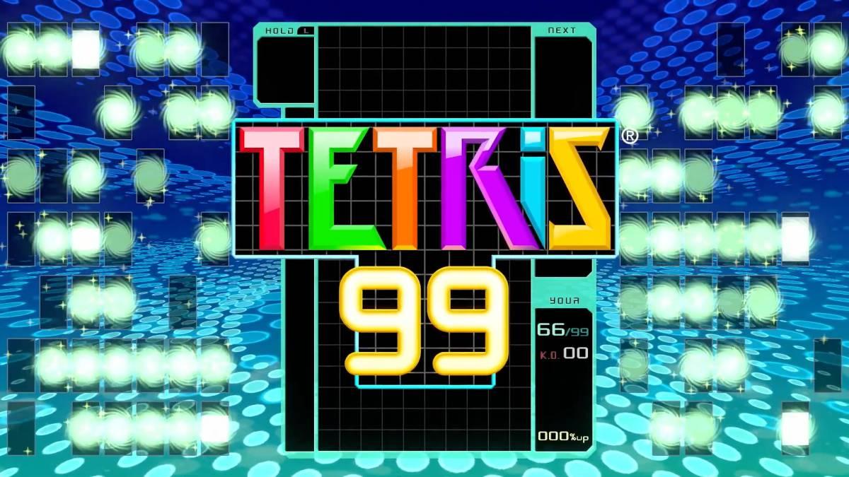 Resultado de imagen para tetris 99