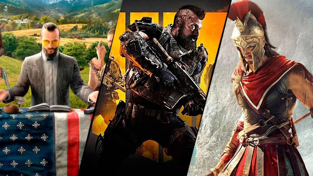 PS Store: Ofertas Ubisoft y juegos de PS4 por menos de 20 euros