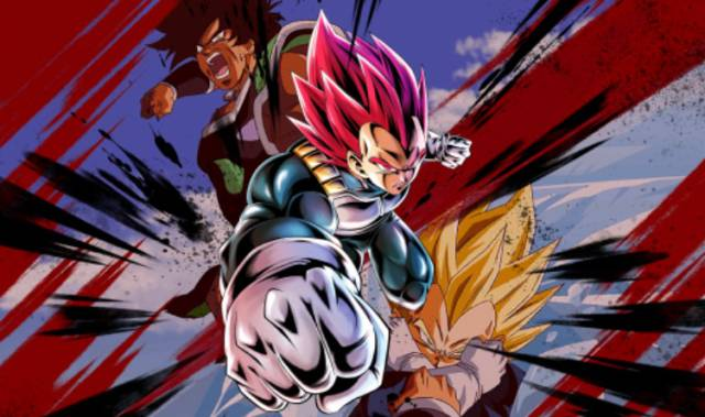 Dragon Ball Legends Mejor Equipo Para Super Saiyan God Vegeta
