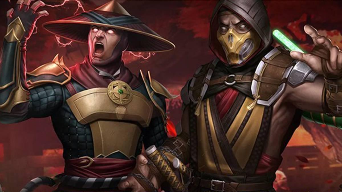 Mortal Kombat Mobile recibe nuevos luchadores de Mortal Kombat 11