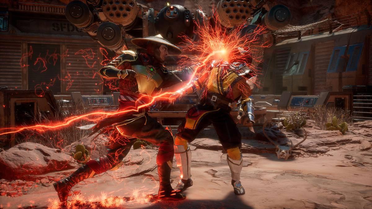 Mortal Kombat 11: fechas y horas de la beta cerrada