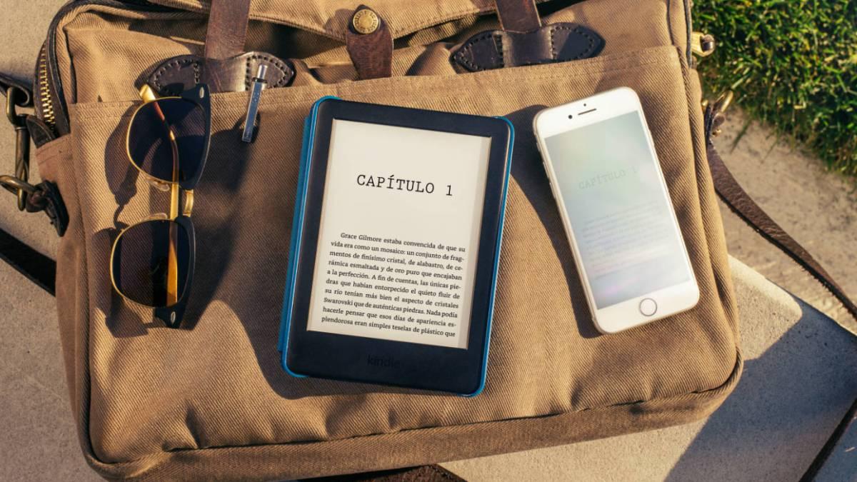 Un eBook Kindle con luz frontal por menos de 100€, nuevo lector de Amazonº  - AS.com