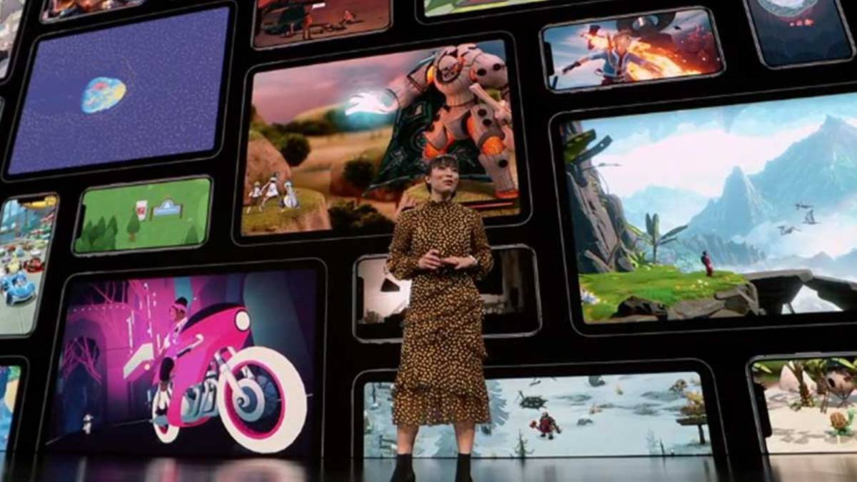 Resultado de imagen de Apple Arcade