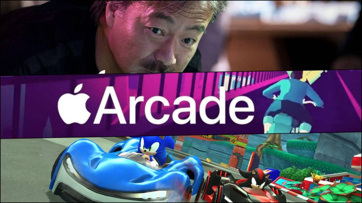 Resultado de imagen para apple arcade