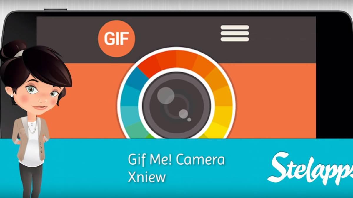 Tres Apps Para Hacer Gifs Con Las Fotos Y Vídeos De Tu Móvil
