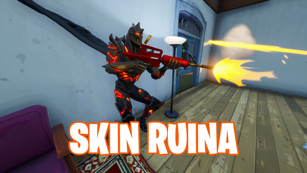 Fortnite Temporada 8 Ya Disponible El Skin Ruina Meristation