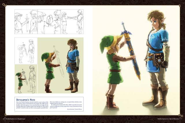 The Legend Of Zelda Breath Of The Wild Creating A Champion Llegara A Espana Meristation