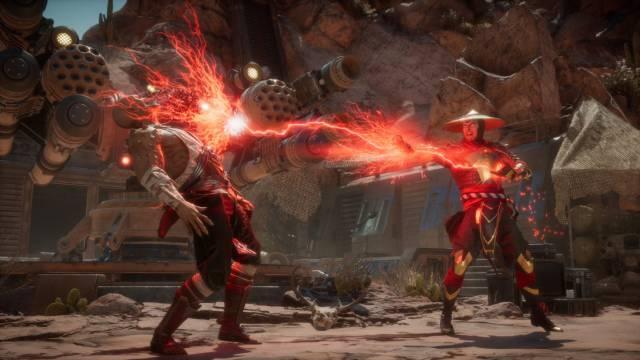 Mortal Kombat 11: cómo hacer todos los Fatalities - MeriStation