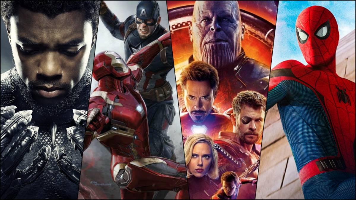 más allá de vengadores endgame: las 10 películas más