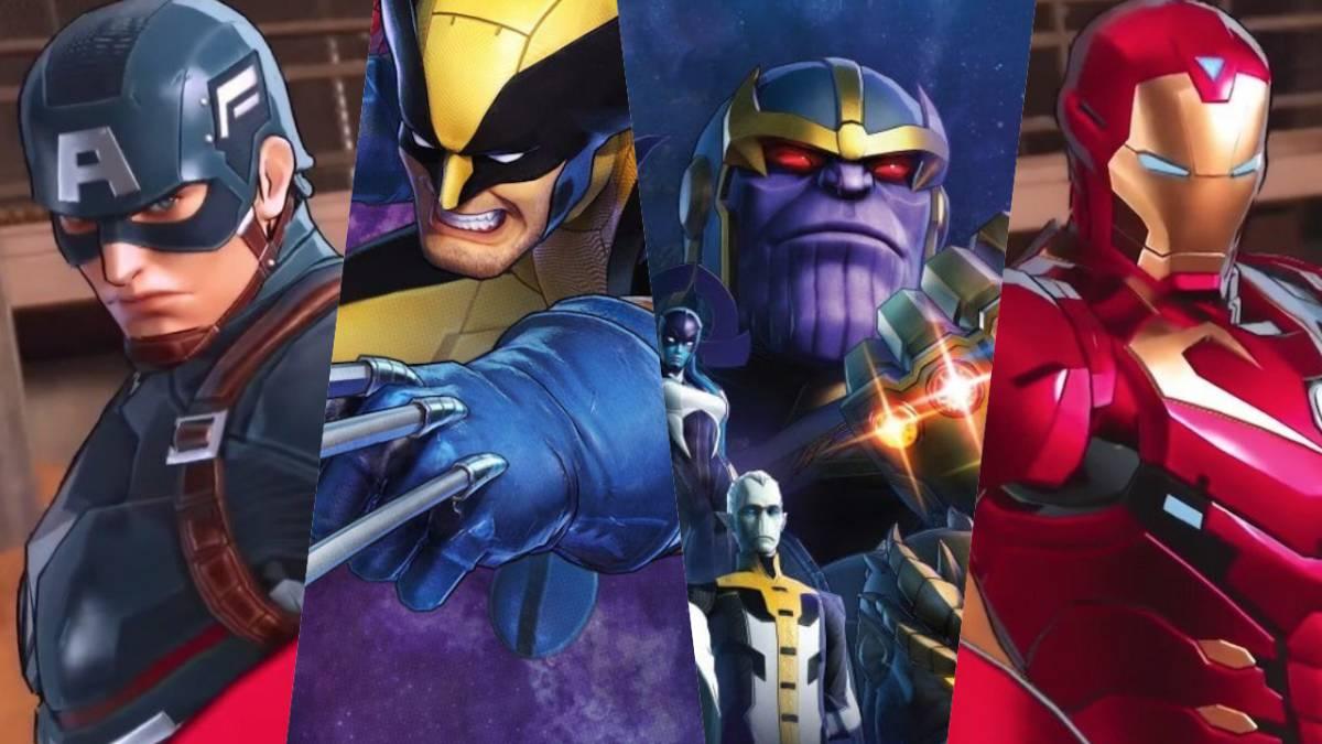 Marvel Ultimate Alliance 3: todos los personajes y jefes finales