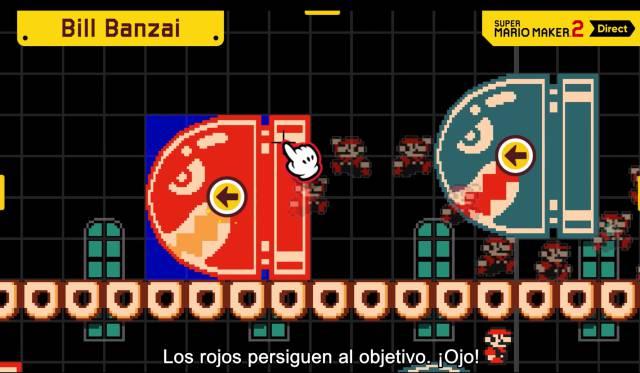 Super Mario Maker 2 detalla su multijugador y confirma modo historia