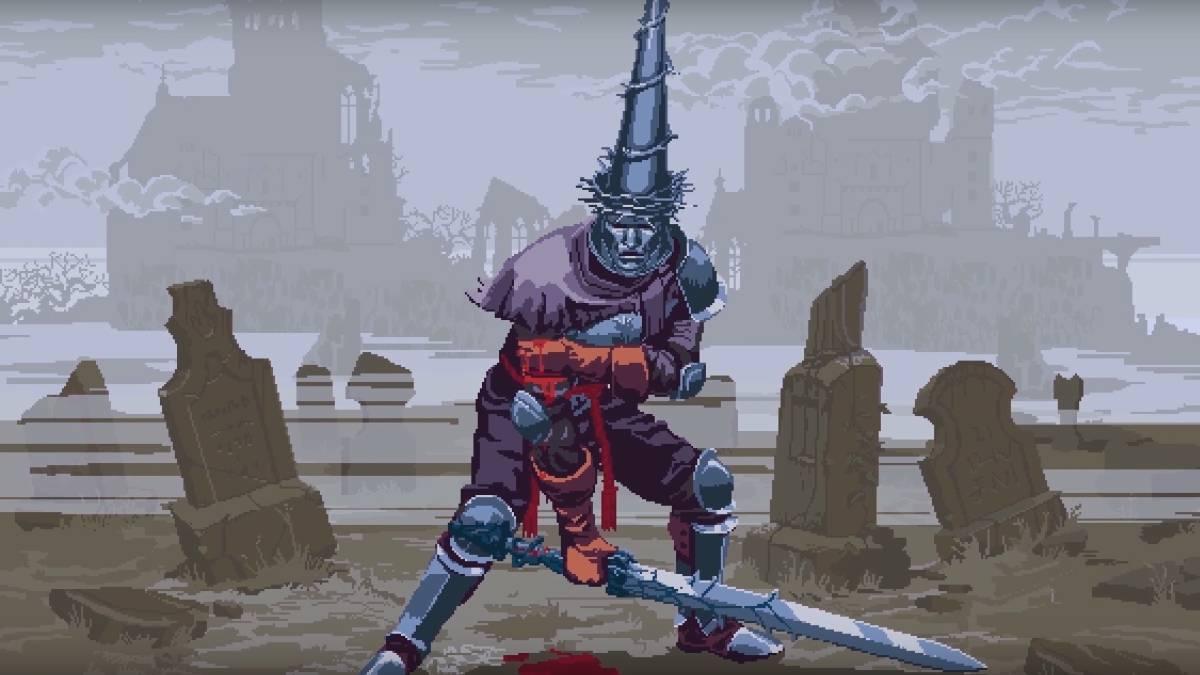 'Blasphemous', el nuevo récord de un videojuego español en Kickstarter
