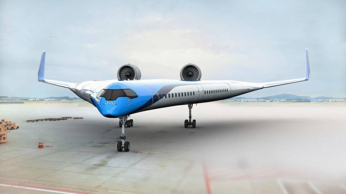 Aviones Todoala El Nuevo Diseno Que Ahorra Combustible As Com