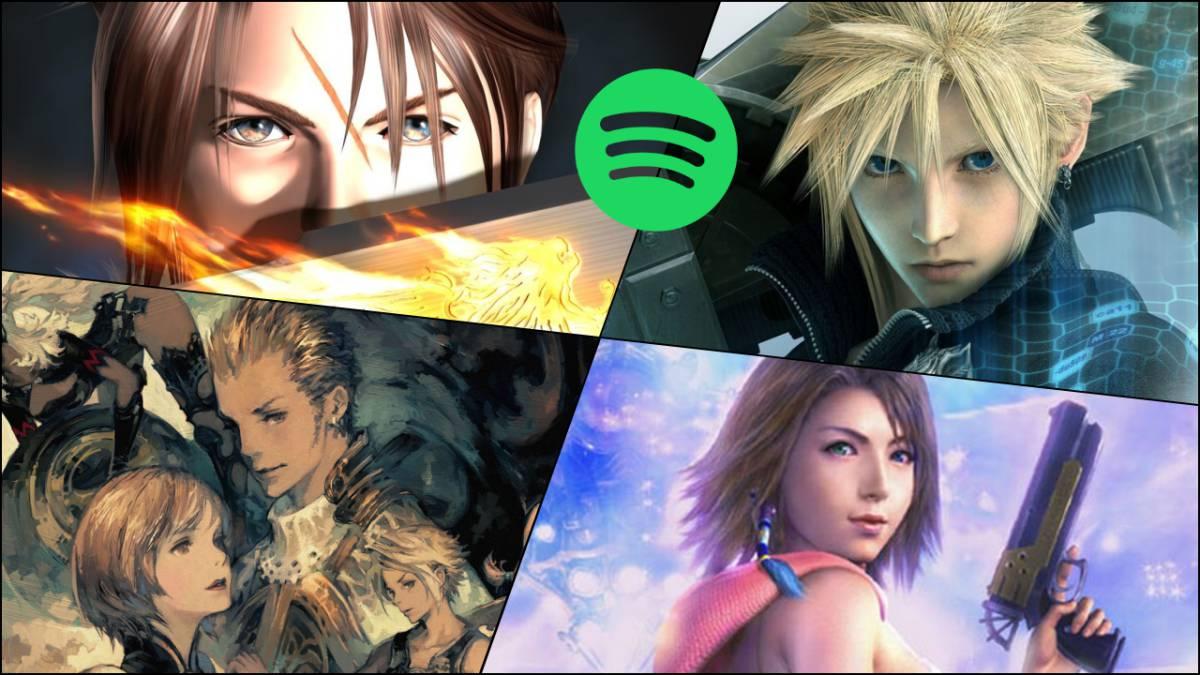 Spotify Recibe 61 Bandas Sonoras Oficiales De La Saga Final Fantasy Meristation