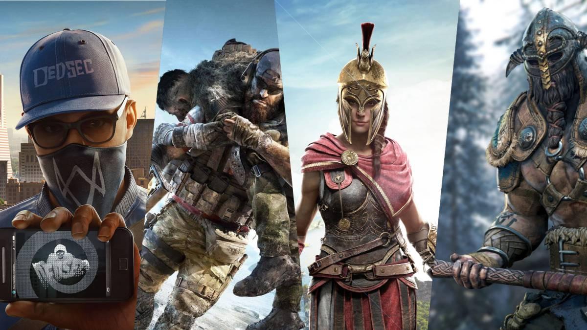 Calendario Ubisoft.E3 2019 Previa De La Conferencia De Ubisoft Meristation
