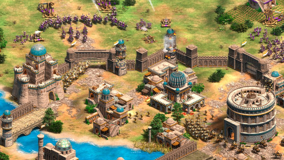 Resultado de imagen de age of empires 2 definitive edition