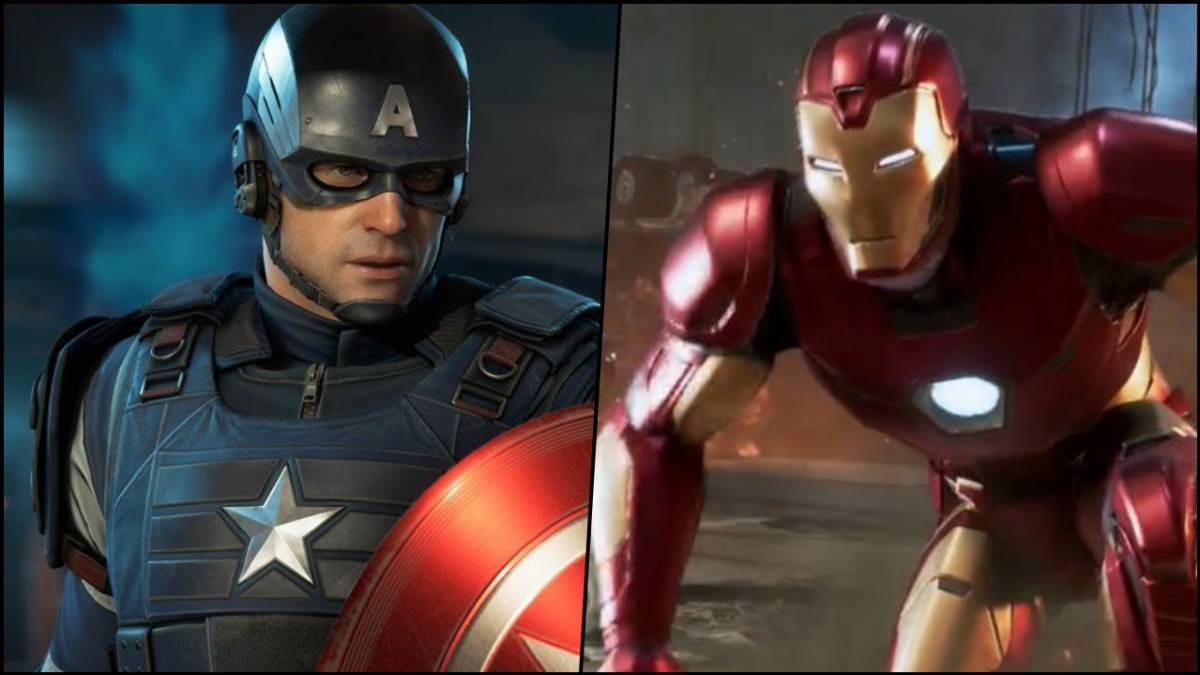 Resultado de imagen de Marvel's Avengers Square E3