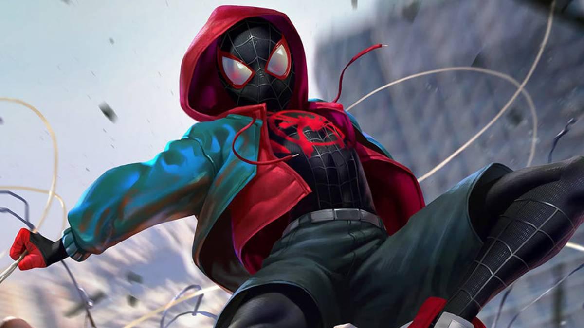 La secuela de Spider-Man: Un nuevo universo ya está en marcha - MeriStation
