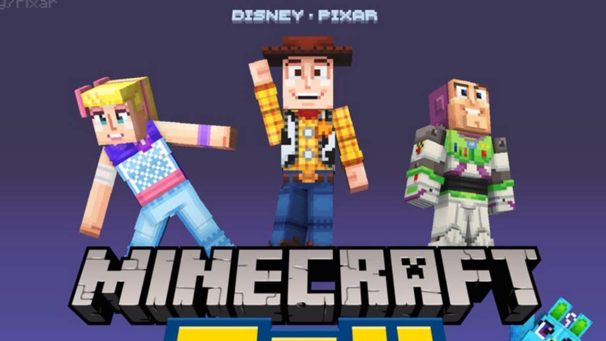 Toy Story Llega A Minecraft Repleto De Contenido Y Avatares