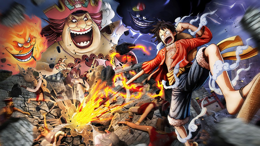 One Piece: Pirate Warriors 4, análisis: un sombrero capaz de dar ... jugar one piece: pirate warriors