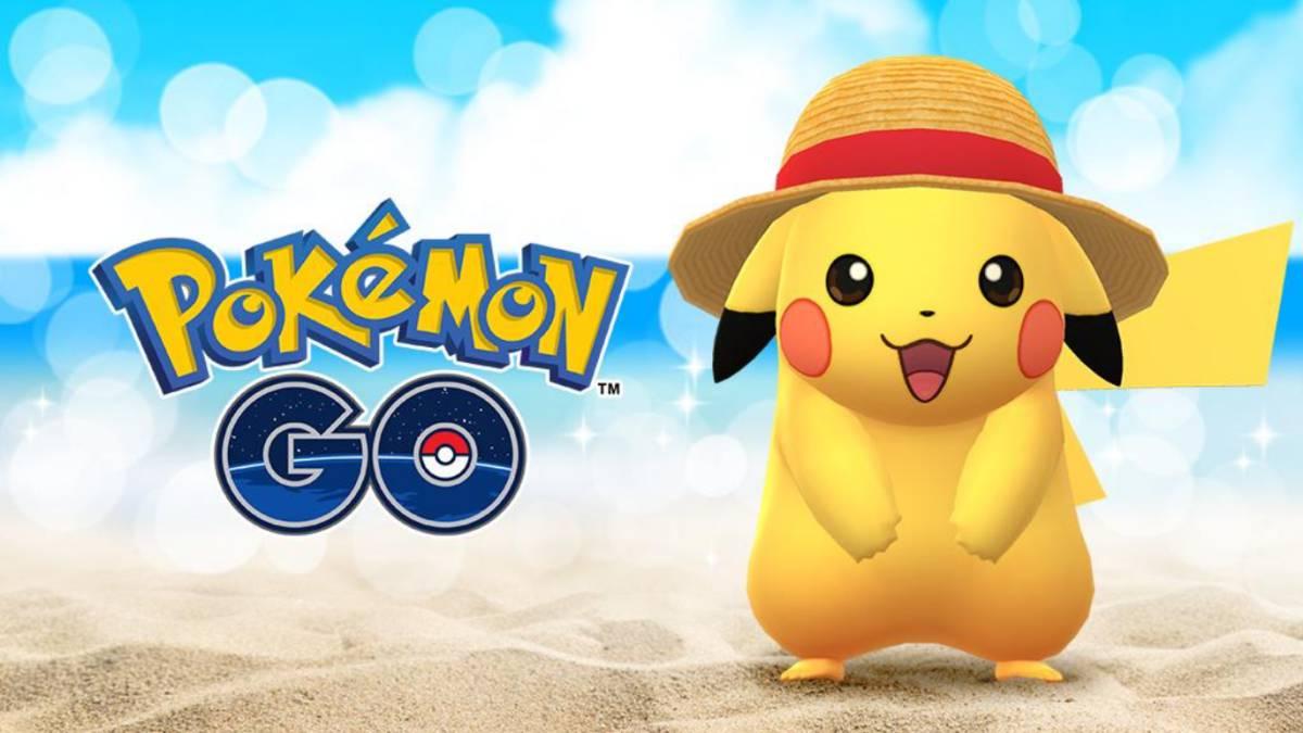 36faed0c Pokémon GO x One Piece: nuevo evento con Pikachu con sombrero de ...