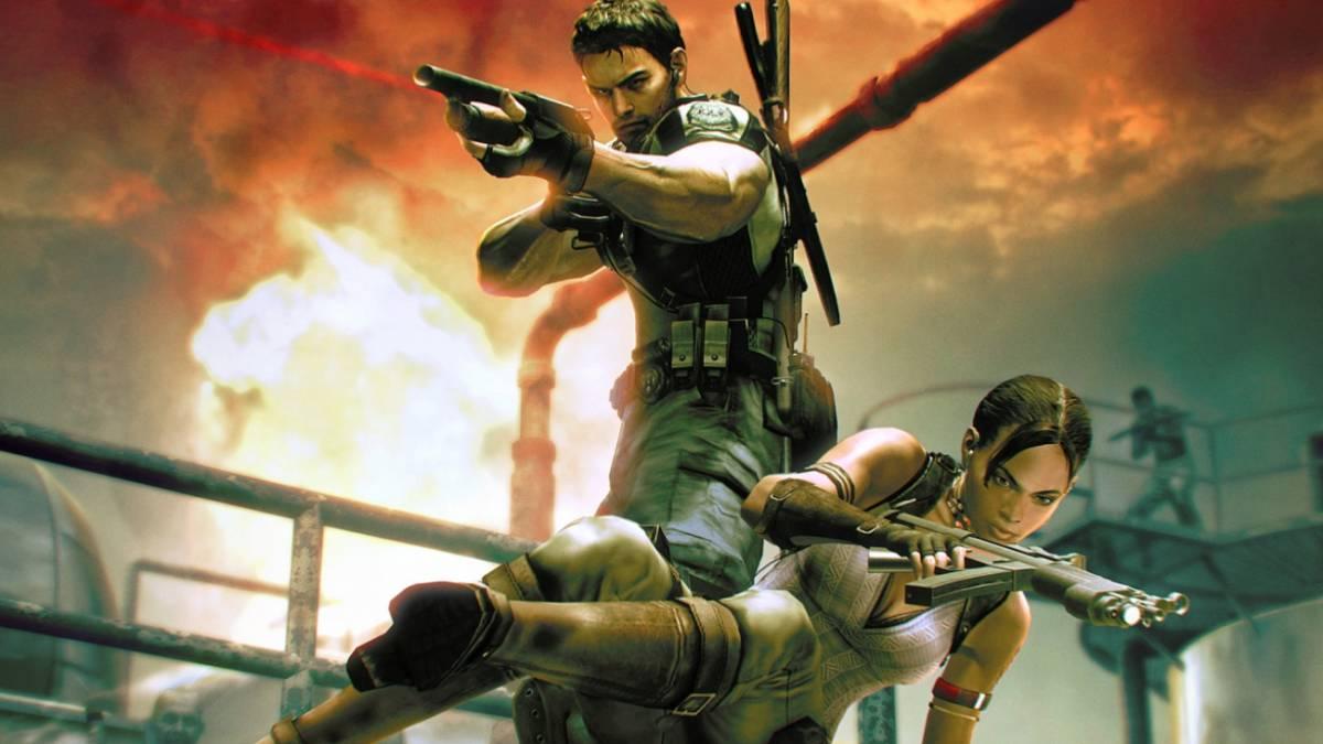 Resident Evil 5 Y 6 Ya Tienen Fecha En Switch 29 De Octubre