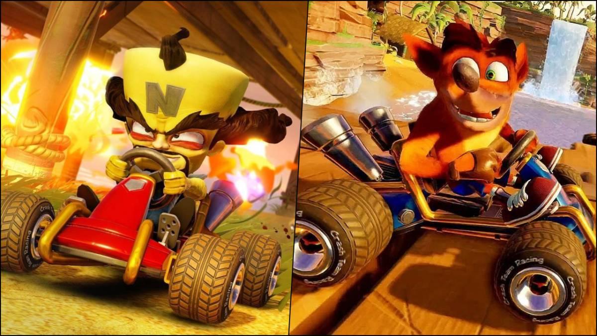 Crash Team Racing Nf Detalla Su Numero De Jugadores Online En Ps4