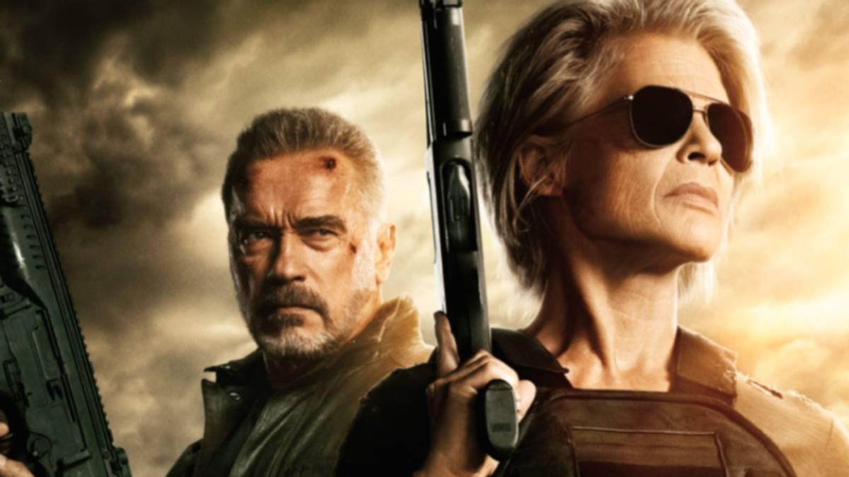 Nuevo adelanto de Terminator: Dark Fate; vuelve John Connor - MeriStation